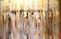 Soraya-Hamzavi-Luyeh-Abstract-art-People-Modern-Age-Abstract-Art