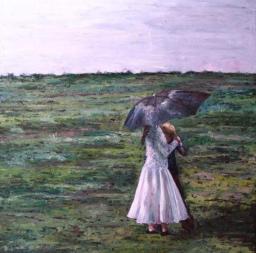 Martina Krupickova, Shall we dance, People: Children, Movement, Neo-Impressionism, Expressionism