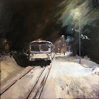 Martina-Krupickova-Traffic-Railway-Miscellaneous-Traffic-Contemporary-Art-Contemporary-Art