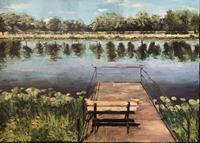 Martina-Krupickova-Miscellaneous-Landscapes-Landscapes-Summer-Contemporary-Art-Contemporary-Art