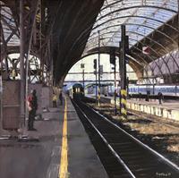 Martina-Krupickova-Traffic-Railway-Miscellaneous-Traffic-Contemporary-Art-Contemporary-Art