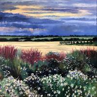 Martina-Krupickova-Landscapes-Summer-Miscellaneous-Landscapes-Contemporary-Art-Contemporary-Art