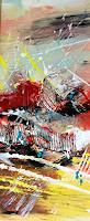 Josef-Rabitsch-Abstract-art-Movement-Modern-Age-Abstract-Art-Action-Painting