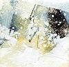Josef Rabitsch, the first snow....