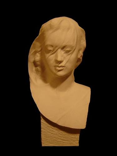 Sime - Mladen Simunovic, Die Geliebte, People: Faces, Expressionism