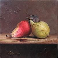 Daniel-Chiriac-Still-life-Harvest-Modern-Times-Realism