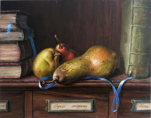 Daniel Chiriac, Still life -, Still life, Humor, Realism, Expressionism