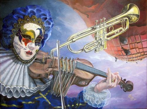 Daniel Chiriac, Good-bye song, Music: Instruments, Fantasy, Surrealism