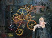 Daniel-Chiriac-Emotions-Pride-Modern-Age-Avant-garde-Surrealism