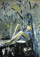 Astrid-Strahm-Erotic-motifs-Female-nudes-People-Women-Contemporary-Art-Contemporary-Art