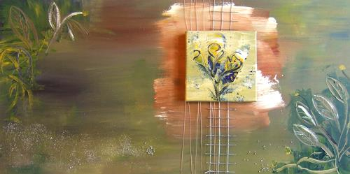 Astrid Strahm, Botanica, Decorative Art, Miscellaneous Plants, Contemporary Art