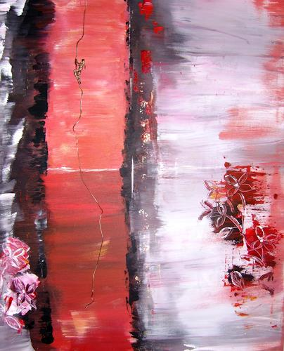 Astrid Strahm, Goldene Zeiten I, Decorative Art, Movement, Contemporary Art