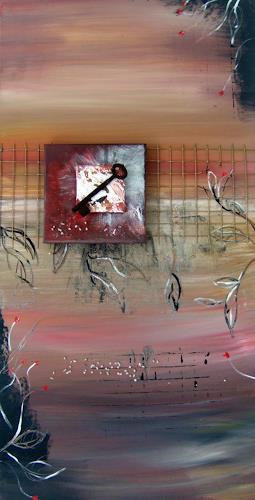 Astrid Strahm, Schlüsselbild, Fantasy, Symbol, Contemporary Art