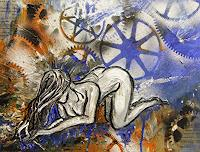 Astrid-Strahm-Erotic-motifs-Female-nudes-Miscellaneous-Emotions-Contemporary-Art-Contemporary-Art