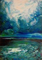 Renee-Koenig-Landscapes-Sea-Ocean-Nature-Water-Contemporary-Art-Contemporary-Art