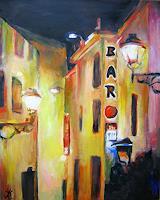 Renee-Koenig-Buildings-Houses-Interiors-Cities-Modern-Age-Impressionism-Neo-Impressionism