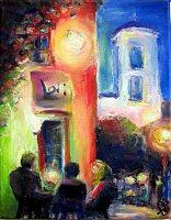 Renee-Koenig-Market-Miscellaneous-Romantic-motifs-Modern-Age-Impressionism-Neo-Impressionism