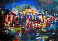 Renee-Koenig-Miscellaneous-Buildings-Emotions-Joy-Modern-Age-Expressionism-Neo-Expressionism
