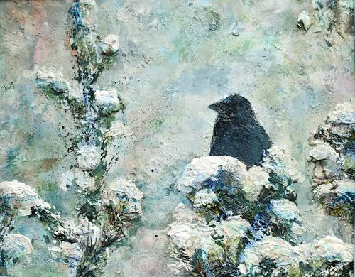Renée König, Hallo, Du da!, Animals: Air, Landscapes: Winter, Contemporary Art