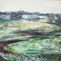 Renee-Koenig-Landscapes-Spring-Landscapes-Plains-Contemporary-Art-Contemporary-Art