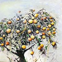 Renee-Koenig-Harvest-Plants-Trees-Contemporary-Art-Neo-Expressionism