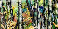Renee-Koenig-Landscapes-Autumn-Plants-Trees-Contemporary-Art-Contemporary-Art