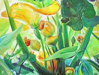 Renee-Koenig-Harvest-Plants-Fruits-Contemporary-Art-Contemporary-Art