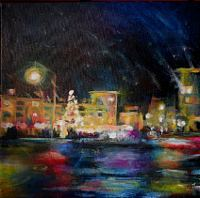 Renee-Koenig-Emotions-Safety-Interiors-Cities-Modern-Age-Impressionism-Neo-Impressionism