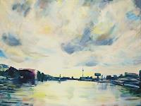 Renee-Koenig-Interiors-Cities-Miscellaneous-Romantic-motifs-Modern-Age-Impressionism-Neo-Impressionism