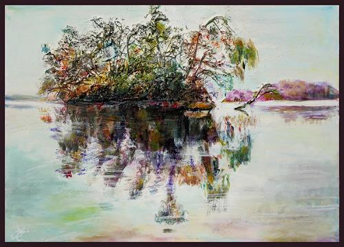 Renée König, Insel zum Träumen, Poetry, Nature: Water, Realism