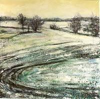 Renee-Koenig-Landscapes-Plains-Landscapes-Winter-Contemporary-Art-Contemporary-Art