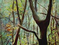 Renee-Koenig-Landscapes-Autumn-Nature-Wood-Contemporary-Art-Contemporary-Art