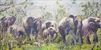 Renee-Koenig-Landscapes-Tropics-Animals-Land-Contemporary-Art-Contemporary-Art