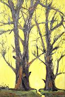 Renee-Koenig-Landscapes-Plants-Trees-Modern-Age-Abstract-Art