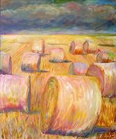 Renee-Koenig-Landscapes-Summer-Movement-Modern-Age-Impressionism-Neo-Impressionism