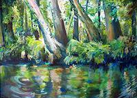 Renee-Koenig-Plants-Trees-Nature-Water-Contemporary-Art-Contemporary-Art