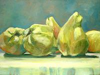 Renee-Koenig-Plants-Fruits-Still-life-Modern-Age-Impressionism-Post-Impressionism