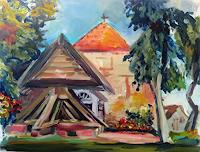 Renee-Koenig-Architecture-Interiors-Villages-Modern-Age-Impressionism-Post-Impressionism