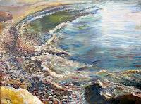 Renee-Koenig-Landscapes-Sea-Ocean-Times-Summer-Modern-Age-Photo-Realism