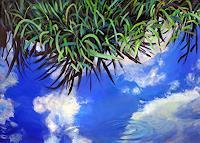 Renee-Koenig-Landscapes-Sea-Ocean-Landscapes-Summer-Modern-Times-Realism
