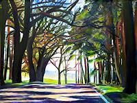Renee-Koenig-Landscapes-Spring-Nature-Wood-Contemporary-Art-Contemporary-Art
