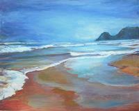 Renee-Koenig-Landscapes-Sea-Ocean-Times-Summer-Modern-Times-Realism