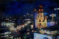Renee-Koenig-Buildings-Churches-Interiors-Cities-Modern-Times-Realism