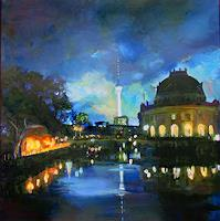 Renee-Koenig-Architecture-Romantic-motifs-Sunset-Modern-Times-Realism