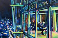 Renee-Koenig-Buildings-Skyscrapers-The-world-of-work-Modern-Age-Expressionism-Neo-Expressionism