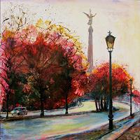Renee-Koenig-Landscapes-Autumn-Interiors-Cities-Modern-Age-Expressive-Realism