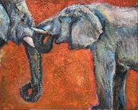 Renee-Koenig-Animals-Land-Situations-Modern-Age-Expressive-Realism