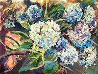 Renee-Koenig-Plants-Flowers-Still-life-Modern-Times-Realism