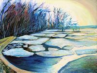Renee-Koenig-Landscapes-Sea-Ocean-Landscapes-Winter-Modern-Age-Expressive-Realism