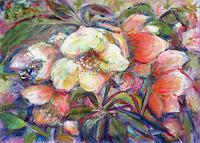 Renee-Koenig-Plants-Flowers-Modern-Age-Expressive-Realism